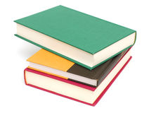 Subject Textbooks Royalty Free Stock Photos