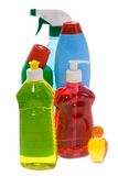 Subjects  for sanitary cleaning a house. Subjects for sanitary cleaning a house Stock Photography
