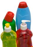 Subjects  for sanitary cleaning a house Royalty Free Stock Photography