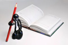 Subjects for study Stock Image