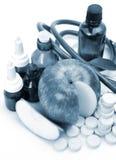 Subjects for treatment of illness Stock Photos
