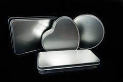 Sublimationsdruck des Metallentwarf kasten gemachter bereifter Eisenblattfreien raumes in unterschiedlichem Formen Thema für die  Lizenzfreies Stockbild