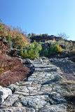 The sublime point Gorges de Daluis, france Royalty Free Stock Images