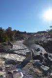 The sublime point Gorges de Daluis, france Stock Photography