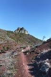 The sublime point Gorges de Daluis, france Royalty Free Stock Image
