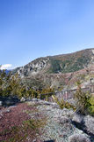 The sublime point Gorges de Daluis, france Stock Photo