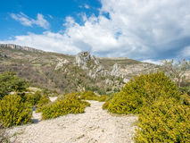 Sublime point viewpoint in France Stock Photos