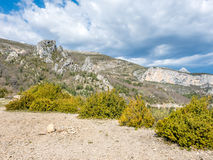 Sublime point viewpoint in France Stock Images