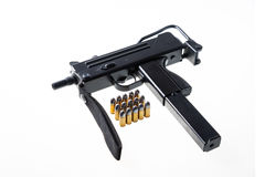 Submachine gun Stock Image