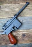 Submachine gun Mauser Royalty Free Stock Photos