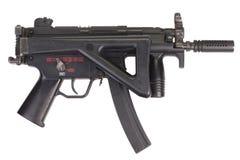 Submachine gun MP5 Royalty Free Stock Image