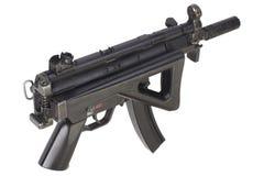 Submachine gun MP5 Royalty Free Stock Photo