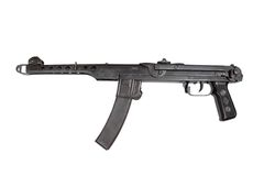 Submachine gun pps Stock Photography