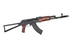 Submachine gun Royalty Free Stock Images