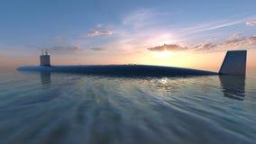 submarine стоковое фото