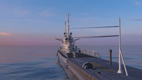 submarine стоковые фото