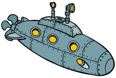 Submarine Stock Image