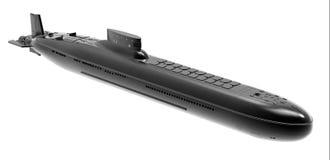 The submarine Royalty Free Stock Photography