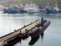 Submarine Royalty Free Stock Photography