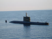 submarine Zdjęcie Stock