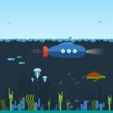 submarine Стоковые Фотографии RF