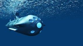 Submarine Royalty Free Stock Image