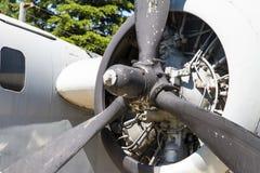 Submarine Aircraft Motor Stock Image