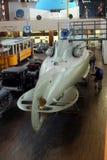 Submarine CB-20, Italy 1943 in Nikola Tesla Technical Museum in Zagreb Stock Images