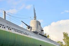Submarine D-2 Narodovolets. Stock Photography