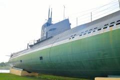 Submarine D-2 Narodovolets. Royalty Free Stock Photography