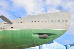 Submarine D-2 Narodovolets. Royalty Free Stock Photos