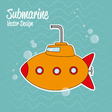 Submarine Royalty Free Stock Photography