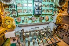 Submarine general electric Stock Image
