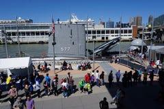 Submarine Growler 26 Royalty Free Stock Images
