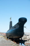 Submarine museum Royalty Free Stock Photography
