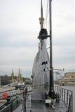 Submarine museum in Kaliningrad, Russia Stock Image