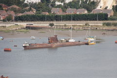 Submarine Royalty Free Stock Images