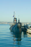Submarine Russian Attack Boat Stock Photography