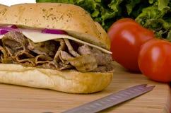 Submarine sandwich Stock Photos