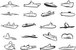 Submarines Stock Photos