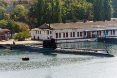 submarino Fotografia de Stock Royalty Free
