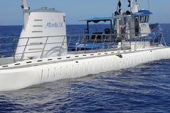 submarino Imagen de archivo libre de regalías