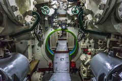 Submarino chinês Fotografia de Stock Royalty Free