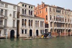 Submarino do russo em Veneza Imagens de Stock Royalty Free