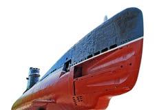 Submarino viejo fotografía de archivo libre de regalías