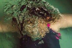 submerged стоковые изображения rf