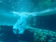 submerged стоковые фото