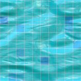 Submerged tiles Stock Photos