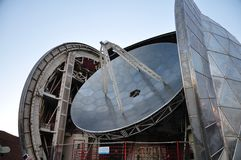 submillimeter caltechobservatorium Royaltyfria Bilder