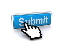 Submit button Stock Photography